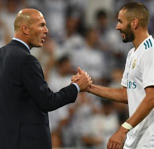 Delantero francés Karim Benzema renueva con el Real Madrid hasta 2021