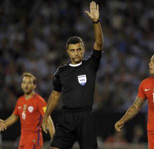 Chile ya tiene árbitro designado para duelo clave ante Ecuador por las Clasificatorias