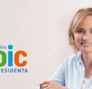 Yo me atrevo: El eslogan con que Carolina Goic deja atrás el Patria resiliente