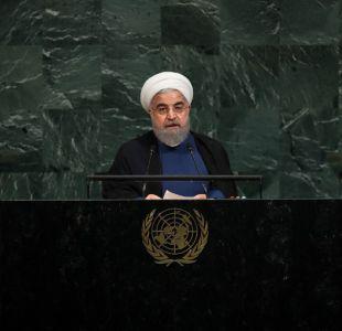 Irán amenaza con reaccionar con determinación a cualquier violación del acuerdo nuclear