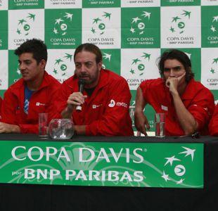 Copa Davis 2018: Chile se medirá ante Ecuador con Argentina en el horizonte