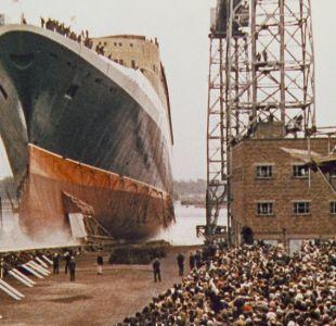 7 datos curiosos sobre el Queen Elizabeth 2, el buque insignia británico que cumple 50 años