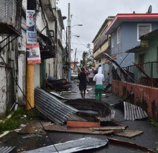 Huracán María es declarada como la tormenta del siglo y deja extensa devastación en Puerto Rico