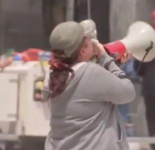 Desgarrador mensaje de mujer a su hermano atrapado entre escombros en México