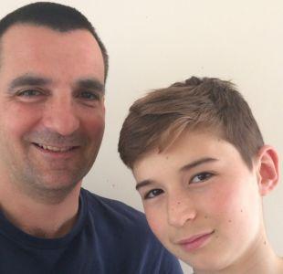 Un papá creó una app que bloquea el celular de su hijo hasta que le contesta sus mensajes