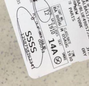 El código que no querrás tener en tu tarjeta de embarque antes de viajar