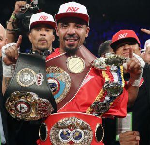 Campeón mundial de semipesados anuncia sorpresivo retiro del boxeo con invicto de 32-0