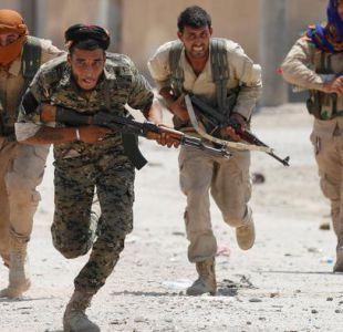 Observatorio Sirio anuncia expulsión del Ejército Islámico de Al Raqa