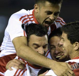 El histórico 8-0 de River Plate y los 5 goles de Scocco en una noche mágica en la Copa Libertadores