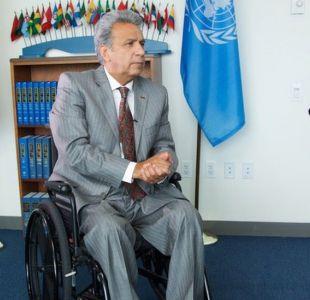 Moreno sobre Rafael Correa: A algunos ex presidentes se les olvida que dejaron de serlo
