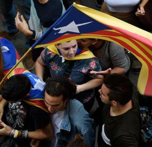 Fiscalía pide investigar por sedición a organizadores de protestas en Cataluña