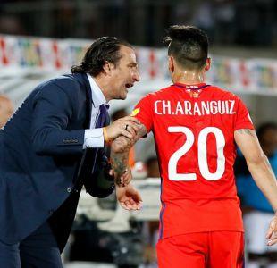 """Charles Aránguiz y reunión que sostendrá con Pizzi: """"No le encuentro la razón"""""""