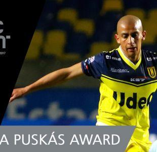 [VIDEO] Estos son los 10 goles candidatos al Premio Puskás 2017 de la FIFA