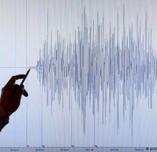Sismo de mediana intensidad sacude las regiones de Tarapacá y Antofagasta