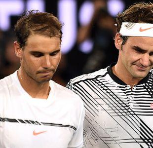 """Federer cree que su año habría sido """"muy diferente"""" si pierde con Nadal en Australia"""