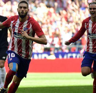 Atlético de Madrid frena al Sevilla de Berizzo y le arrebata el segundo lugar en España