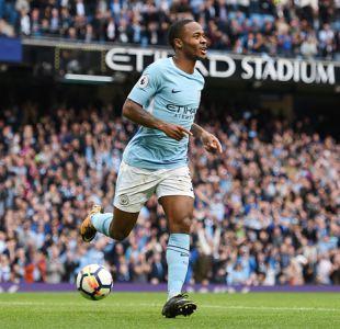 Bravo nuevamente es suplente en goleada del City que sigue líder de la Premier League
