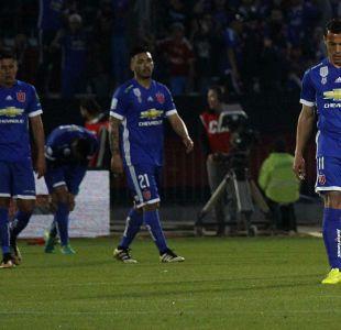 La U se enreda ante Everton y pierde terreno en la lucha por el título