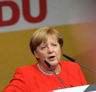 Encuestas señalan que cada vez más alemanes se oponen al mandato de Merkel