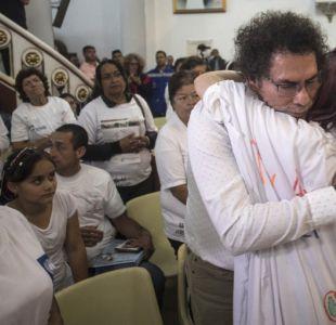 FARC pide perdón a víctimas de un atentado con coche bomba ocurrido el año 2000.
