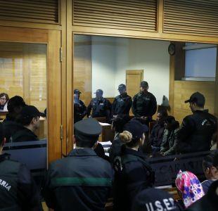 Lider de la CAM y siete comuneros mapuche pasaron a control de detención