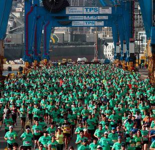 [FOTOS] Las mejores postales de la Media Maratón TPS de Valparaíso