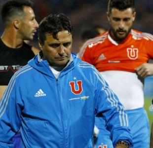 [VIDEO] Guillermo Hoyos sufre con una U con serios problemas defensivos