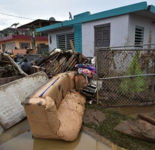 Empeoran condiciones en Puerto Rico tras el paso de huracán María