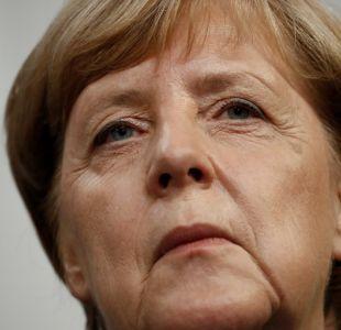 Merkel empieza a buscar aliados luego de ajustados resultados en elecciones