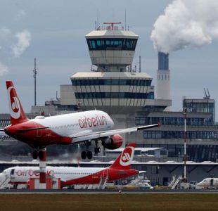 Berlín: deciden en referéndum dejar abierto el aeropuerto Tegel