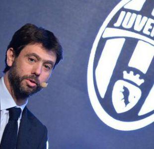 Presidente de la Juventus es suspendido un año por venta de entradas a barristas