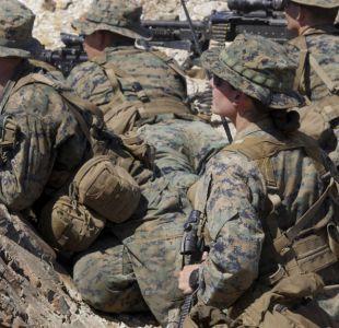 Por primera vez una mujer se convierte en oficial de infantería en EE.UU.