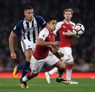 Alexis Sánchez figura y lidera valioso triunfo del Arsenal en la Premier League
