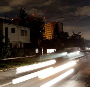 Superintendente de electricidad explica situación de las compensaciones por cortes de luz
