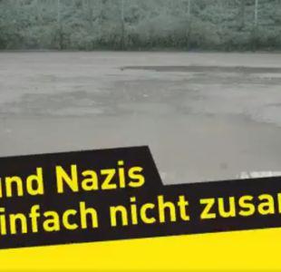 """[VIDEO] """"Fútbol y nazis no encajan"""": el atrevido spot de Borussia Dortmund contra la ultraderecha"""
