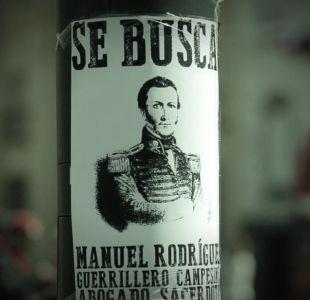 [VIDEO] Reportajes T13 | ¿Dónde están los restos de Manuel Rodríguez?