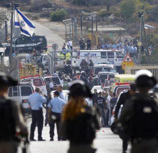 Tres israelíes mueren por disparos de un palestino en asentamiento cerca de Jerusalén