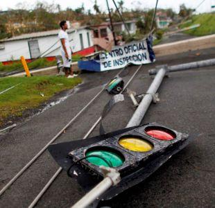Trump: Puerto Rico está en serios problemas tras paso de huracán María