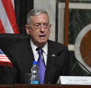 Estados Unidos: Nuestro objetivo es resolver todo esto de forma diplomática con Corea del Norte