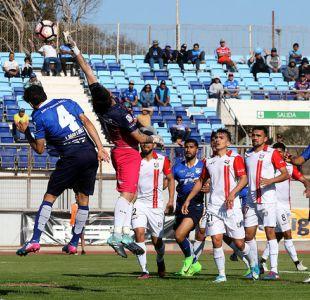 [VIDEO] Goles Primera B fecha 8: San Marcos iguala con San Felipe en casa
