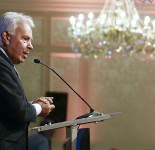 Felipe González dice que España vive una dramática crisis de Estado por situación en Cataluña