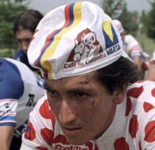 Por qué el colombiano Lucho Herrera cree que practicar ciclismo le causó cáncer