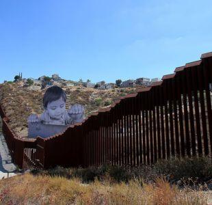 EEUU empieza la construcción de ocho prototipos del muro que Trump quiere levantar en la frontera