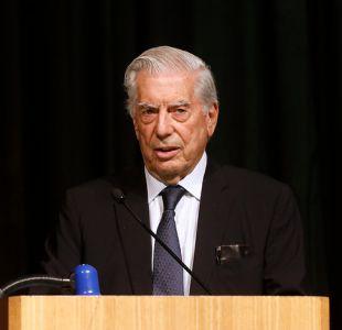 Vargas Llosa y aborto: Hay una derecha completamente cavernaria que no lo admite
