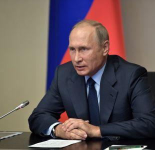 Putin dice que no le importa la supuesta injerencia rusa en elecciones de EEUU