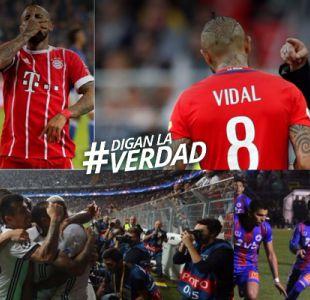 [VIDEO] #DLVenlaWeb con goles de Champions, La Roja y duelo Vidal-Neymar