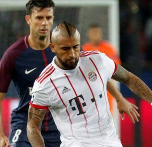 [Minuto a Minuto] Bayern Munich con Vidal visita al PSG de Neymar por Champions