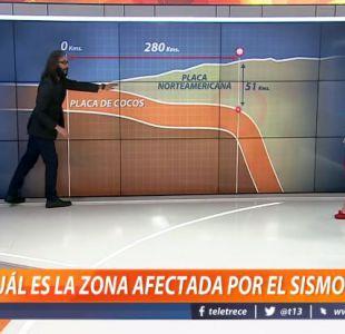 Diarios mexicanos destacan didáctica explicación de Marcelo Lagos para el terremoto de ese país