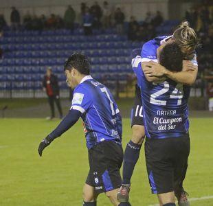 Copa Chile sin clubes de Primera B: Huachipato elimina a Unión San Felipe y pasa a semis