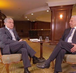 [VIDEO] Entrevista con T13: Vargas Llosa y la derecha cavernaria